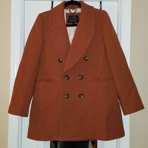 J. Crew Doublebreasted Coat